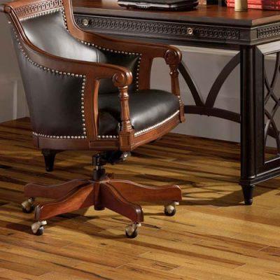 "Brazilian Hickory Solid IndusParquet Flooring 3-1/8"""