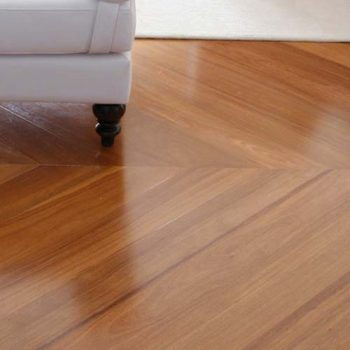 "Brazilian Teak Solid IndusParquet Flooring 3"""