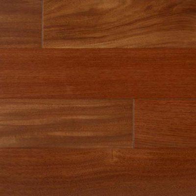 """Santos Mahogany Solid IndusParquet Flooring 5-1/2"""""""
