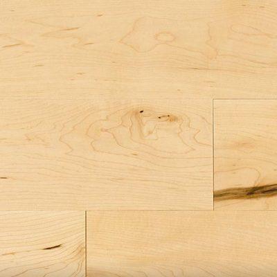 Hard Maple Solid Mercier Flooring 3-1/4 Natural
