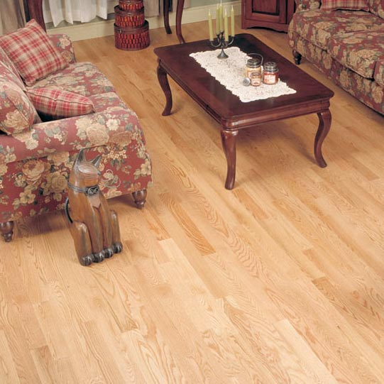 Red Oak Solid Mercier Flooring 3 14 Natural Custom Wood Floors
