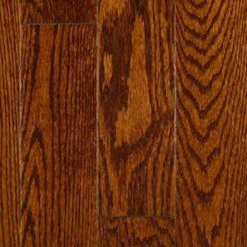 Red Oak Solid Lauzon Flooring 2-1/4 Antique Cherry Semi-Gloss