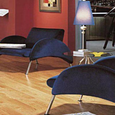 Red Oak Solid Lauzon Flooring 3-1/4 Natural Semi-Gloss S&B