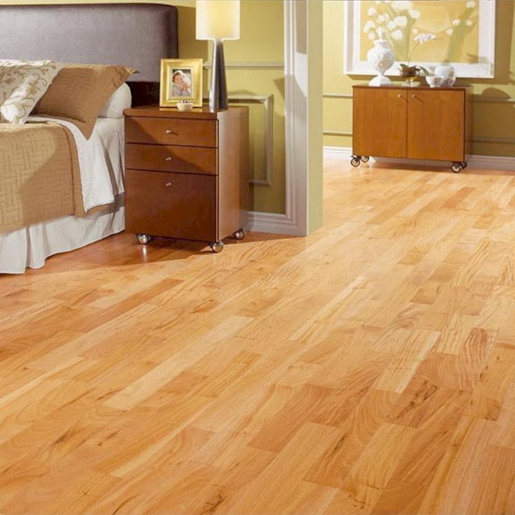 "Hardwood Flooring Nj: Amendoim Triangulo Solid Prefinished 3-1/4"""