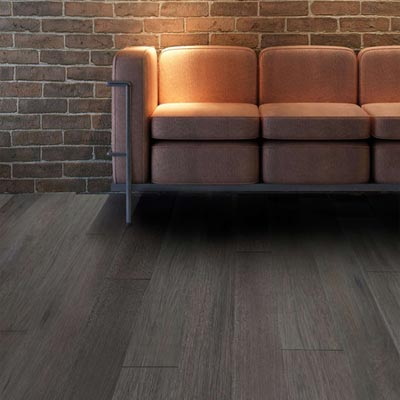 "Terra Legno Engineered Flooring 6"" Antique Gray"
