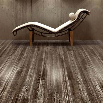 "Terra Legno Engineered Flooring 3-1/4"" Aztec Silver"