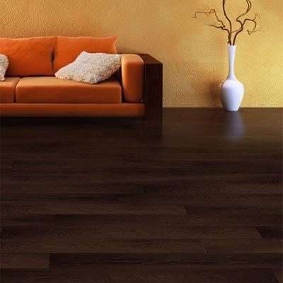 "Oak Terra Legno Engineered Flooring 3-1/2"" Coco Brown"