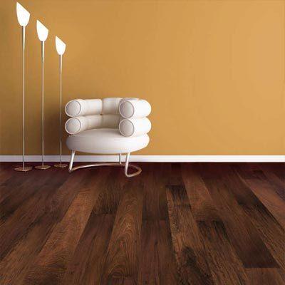 "Dark Walnut Terra Legno Engineered Flooring 5"""