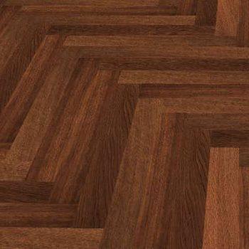 Terra Legno Engineered Flooring Dark Walnut Herringbone