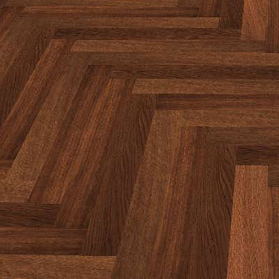 Terra Legno Engineered Flooring Dark Walnut Herringbone ...