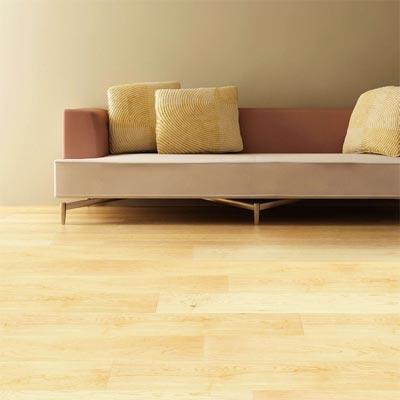 "Hard Maple Terra Legno Engineered Flooring 5"""