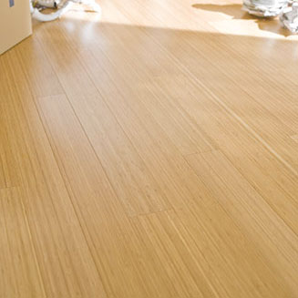Vertical Grain Caramelized Teragren Bamboo Long Plank