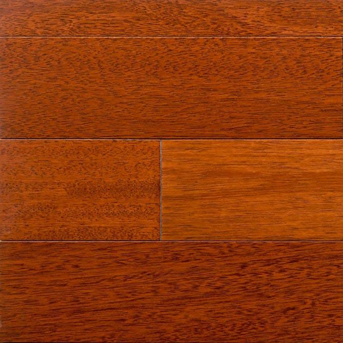 Kempas solid prefinished flooring 5 custom wood floors for Kempas hardwood flooring
