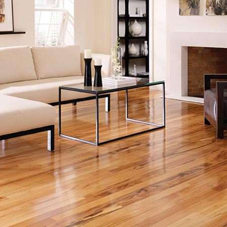 Tigerwood Solid Prefinished Flooring 5 Custom Wood