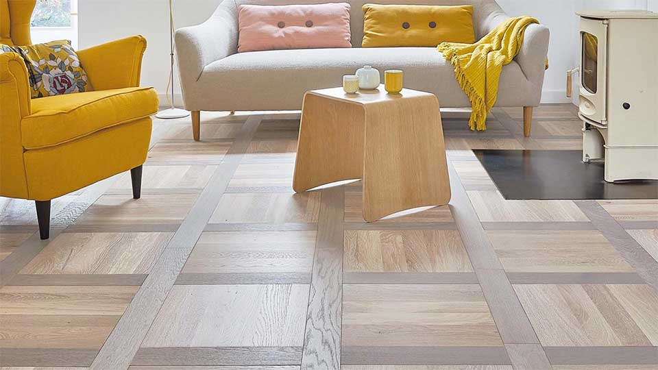 Our Newest Line of Flooring: Panaget