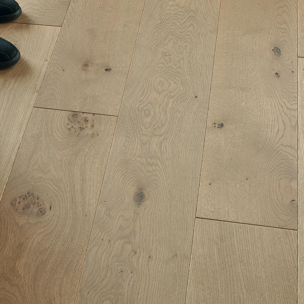 French White Oak Engineered Panaget Flooring 9 16 Zenitude Celado