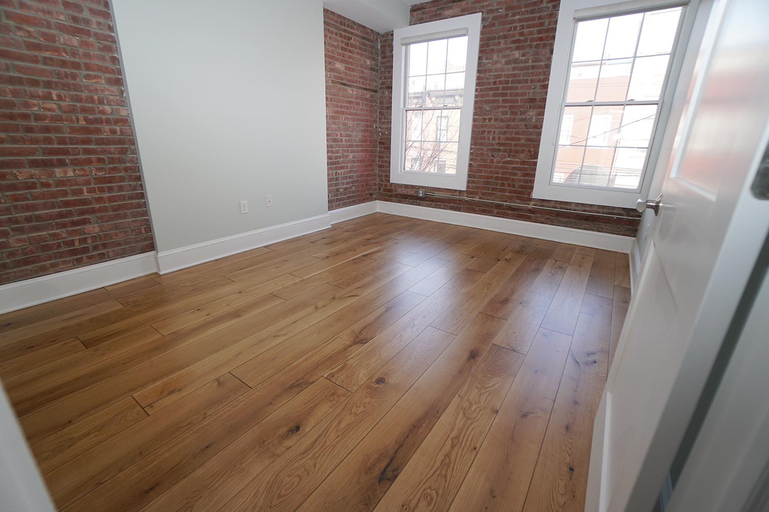 hardwood installation NYC